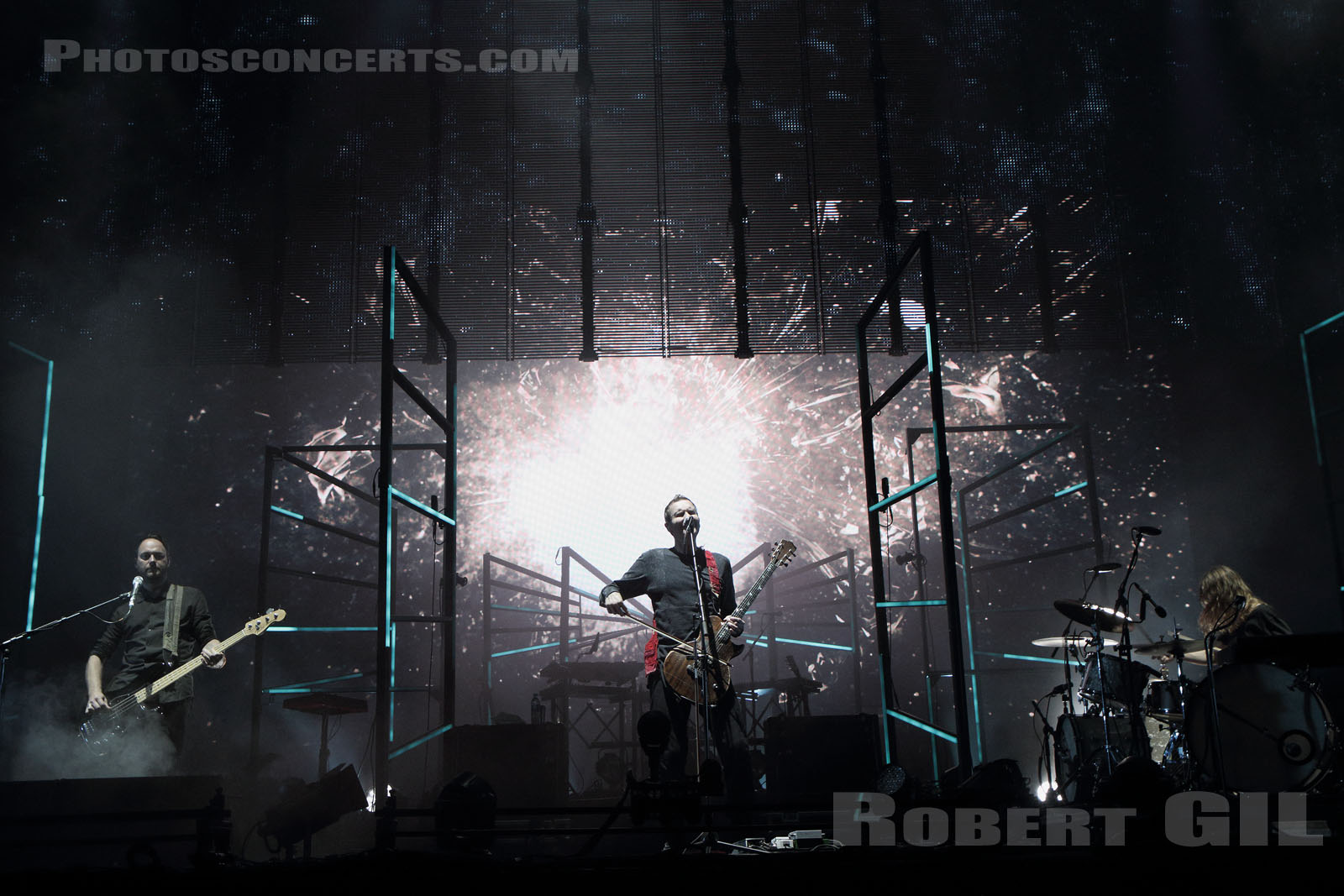 SIGUR ROS - 2016-08-27 - SAINT CLOUD - Domaine National - Scene de la Cascade