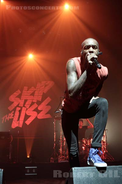 SKIP THE USE - 2012-10-03 - PARIS - Olympia