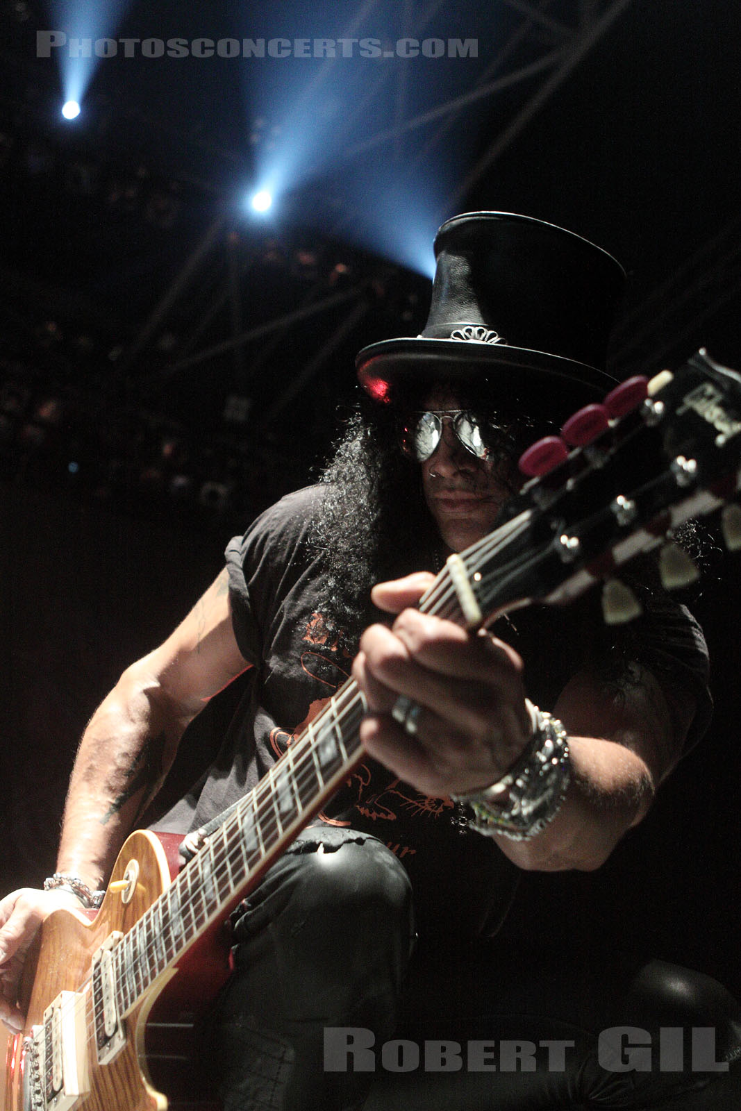 SLASH - 2011-07-12 - PARIS - Zenith