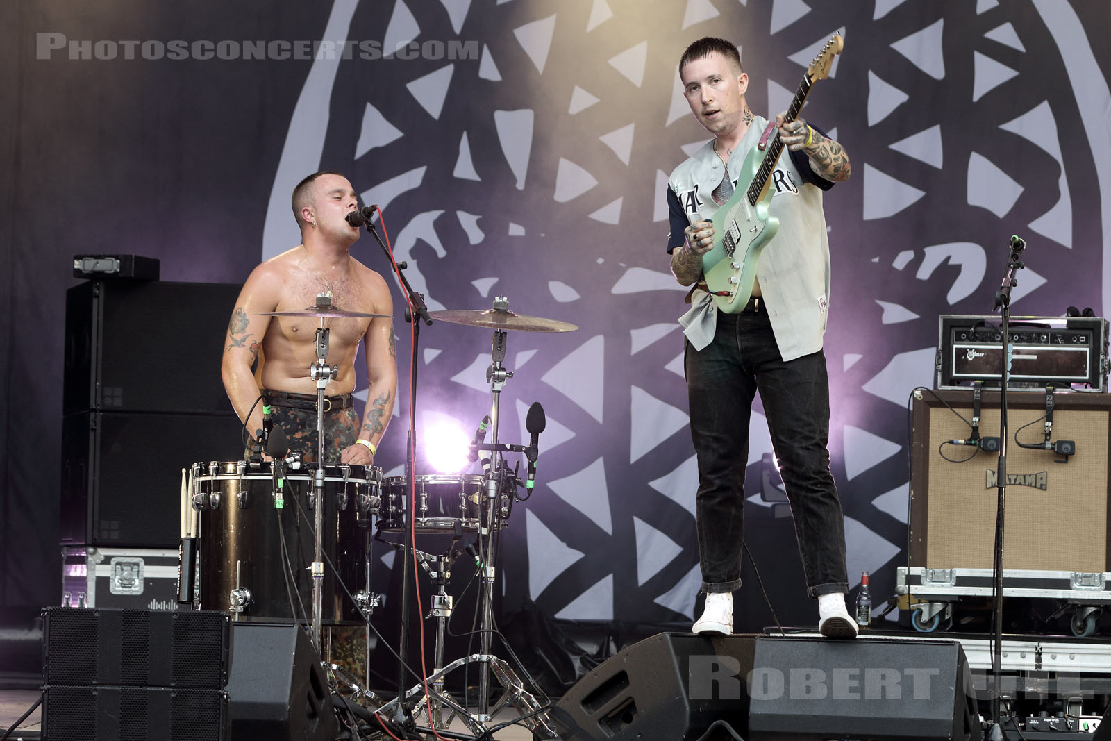 SLAVES - 2016-08-26 - SAINT CLOUD - Domaine National - Scene Pression Live