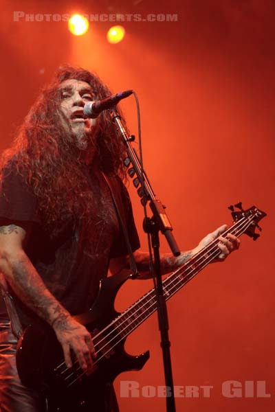 SLAYER - 2008-11-11 - PARIS - Zenith