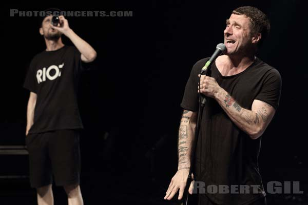 SLEAFORD MODS - 2019-10-01 - PARIS - La Cigale