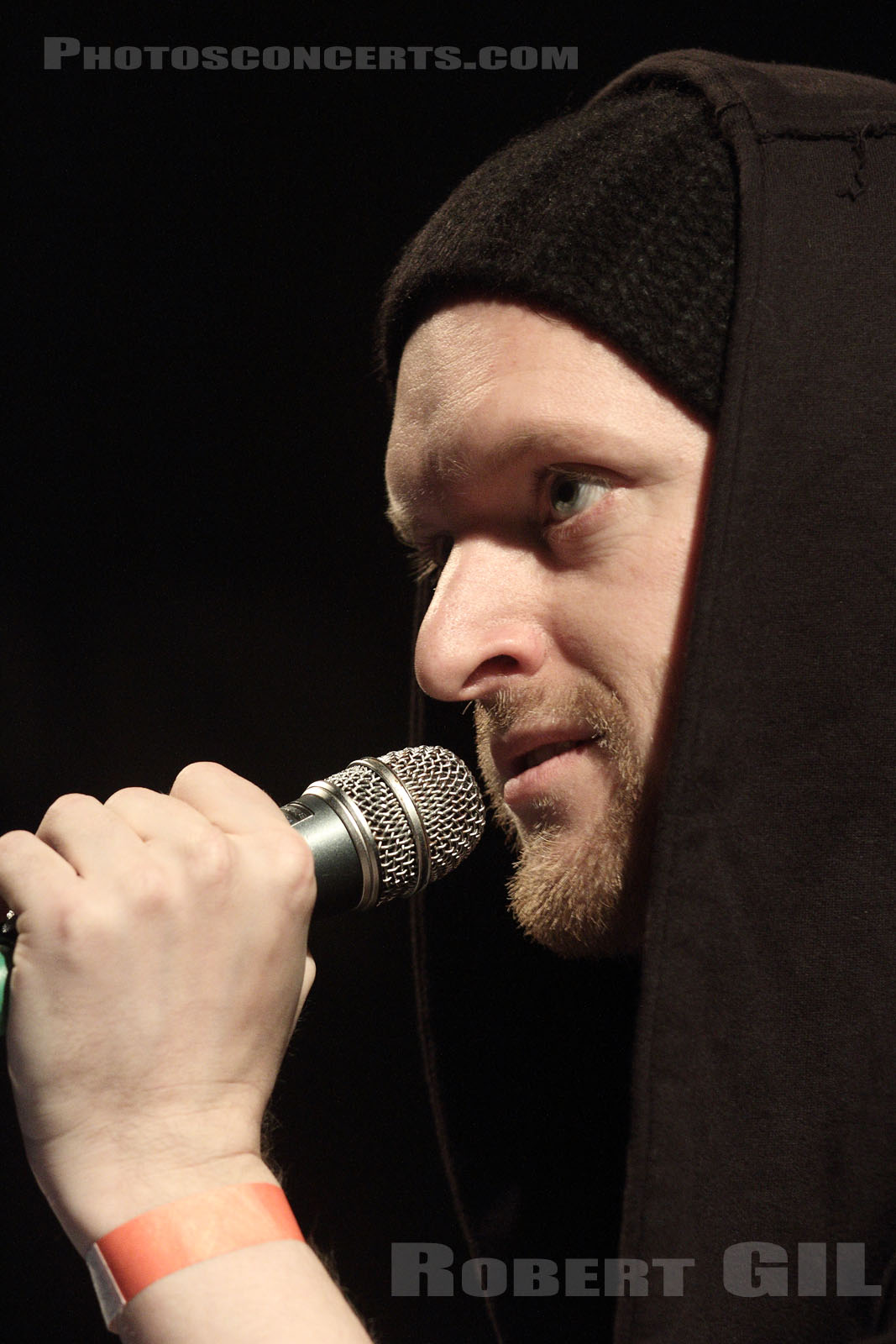 SOHN - 2014-04-19 - PARIS - Point Ephemere