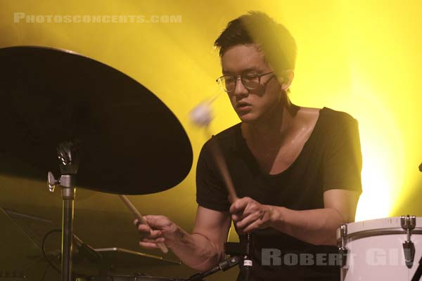 SON LUX - 2018-02-19 - PARIS - La Cigale
