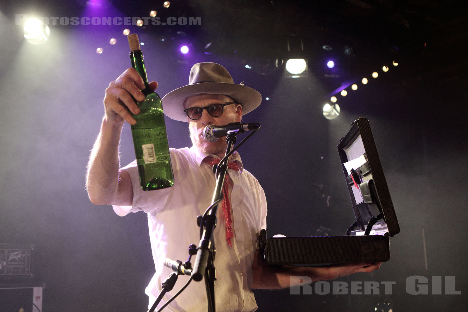 SON OF DAVE - 2015-12-18 - PARIS - La Maroquinerie