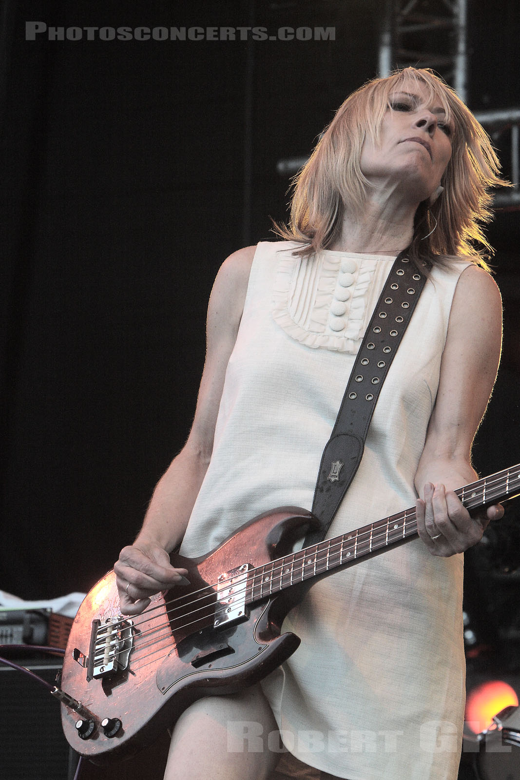 SONIC YOUTH - 2007-07-01 - CERGY - Base de Loisirs