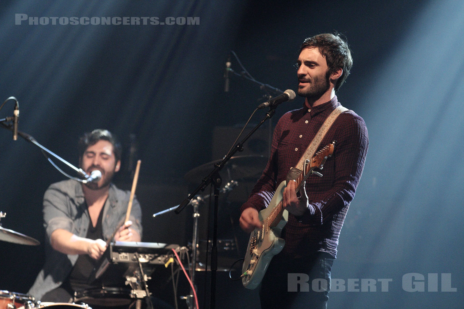 TALISCO - 2013-04-26 - PARIS - Le Bataclan