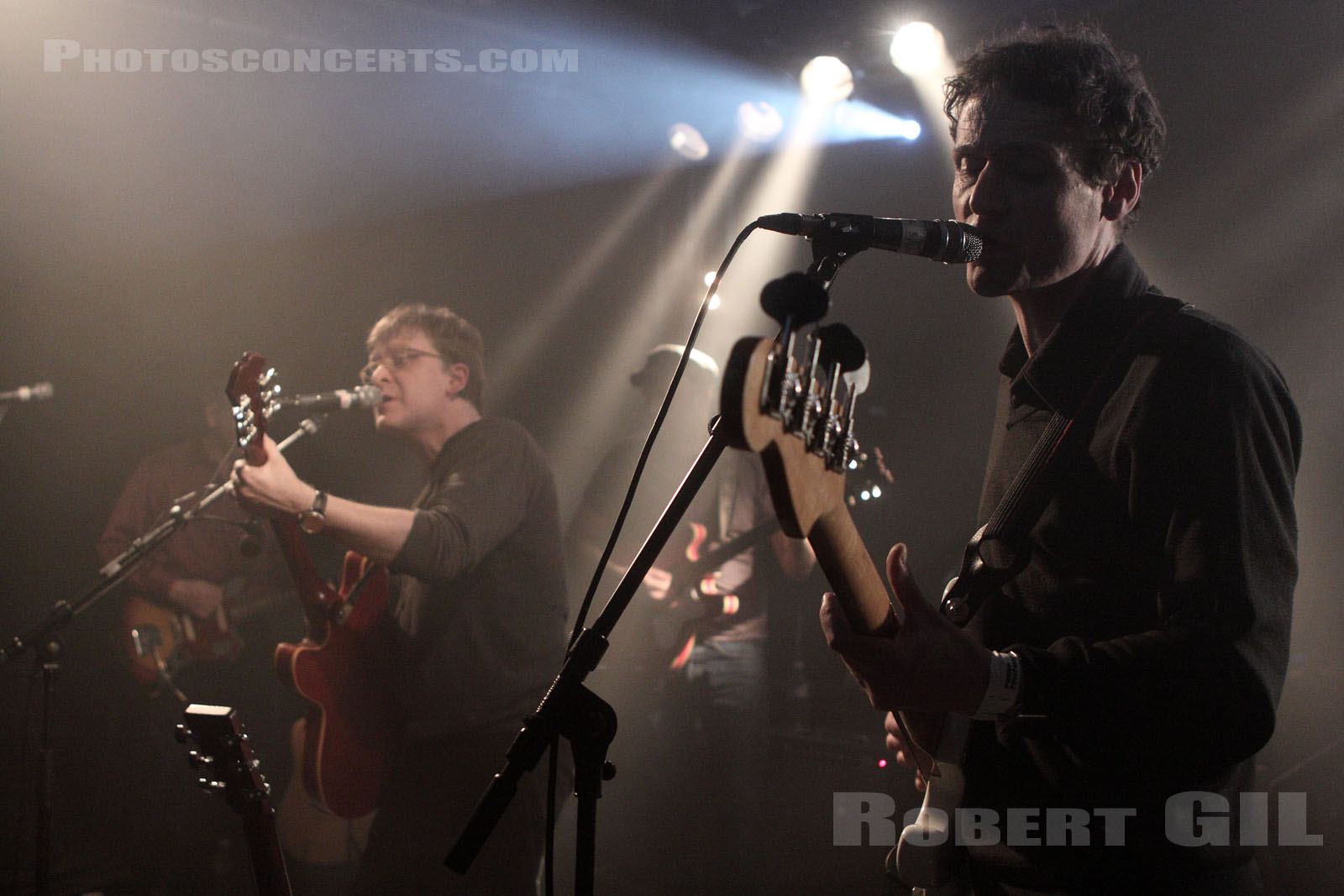 TEENAGE FANCLUB - 2010-11-24 - PARIS - Point Ephemere
