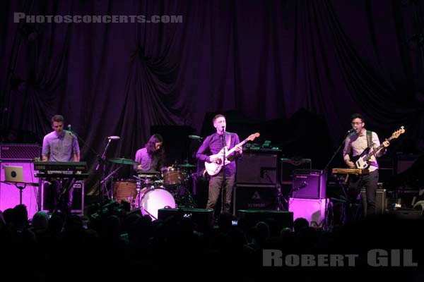 TELEMAN - 2013-11-11 - PARIS - La Cigale