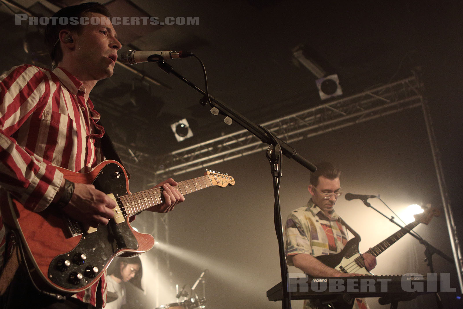 TELEMAN - 2016-04-18 - PARIS - Point Ephemere