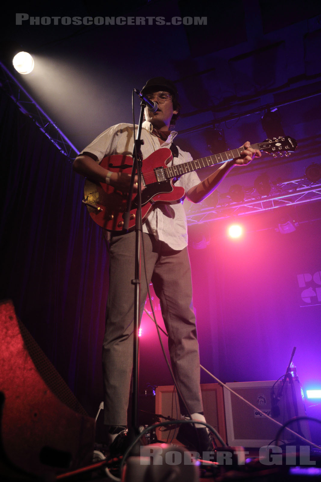 TERRY AND THE BUMS - 2019-08-19 - PARIS - Point Ephemere