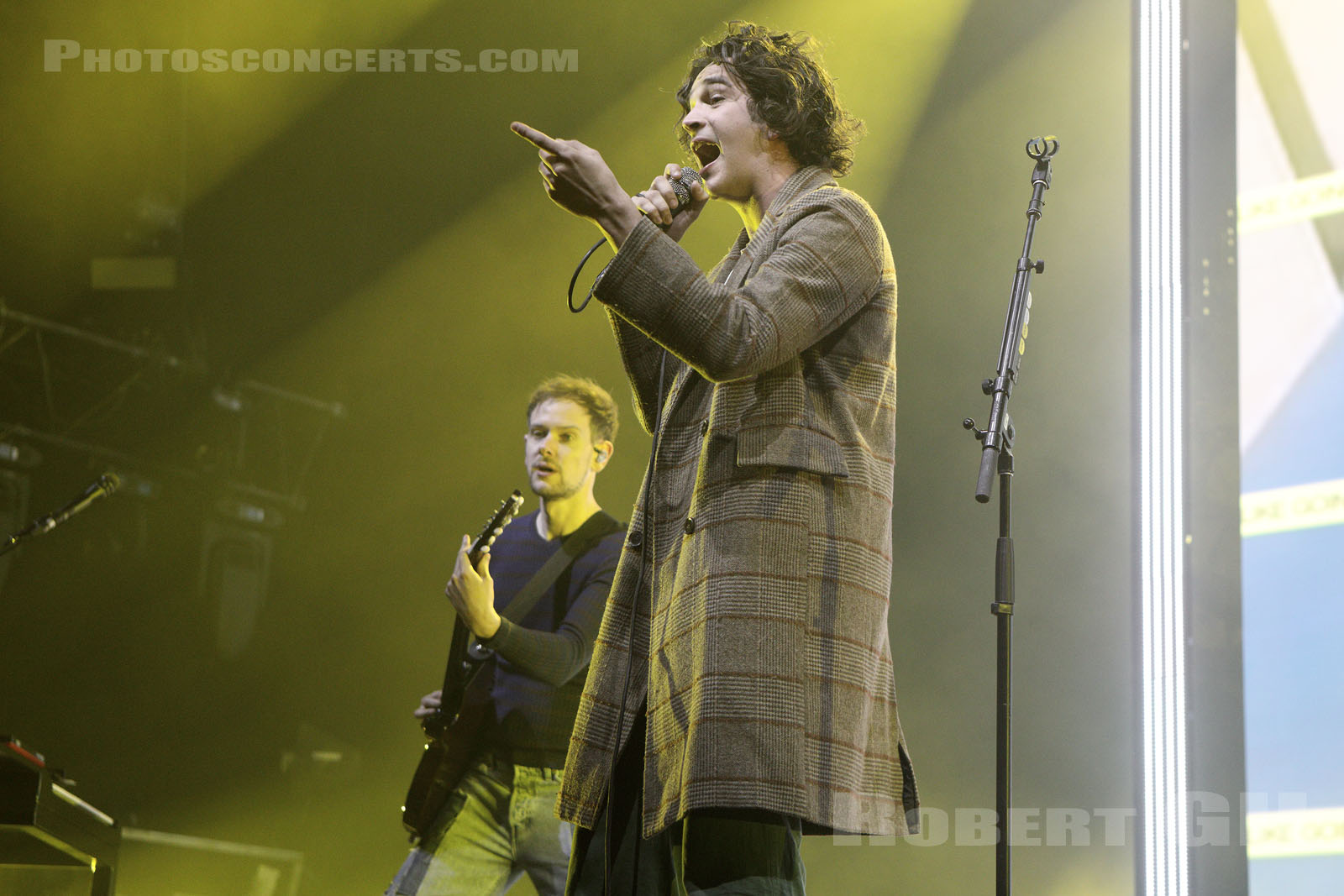 THE 1975 - 2019-11-02 - PARIS - Grande Halle de La Villette