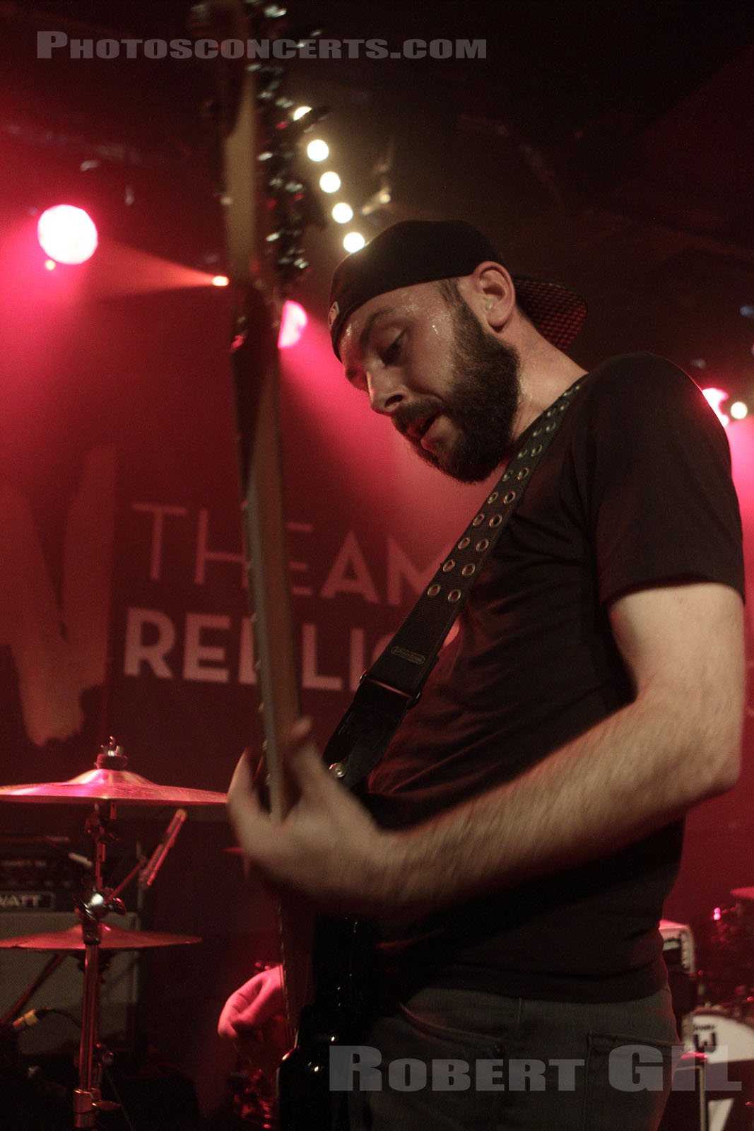 THE AMSTERDAM RED-LIGHT DISTRICT - 2015-03-10 - PARIS - La Maroquinerie