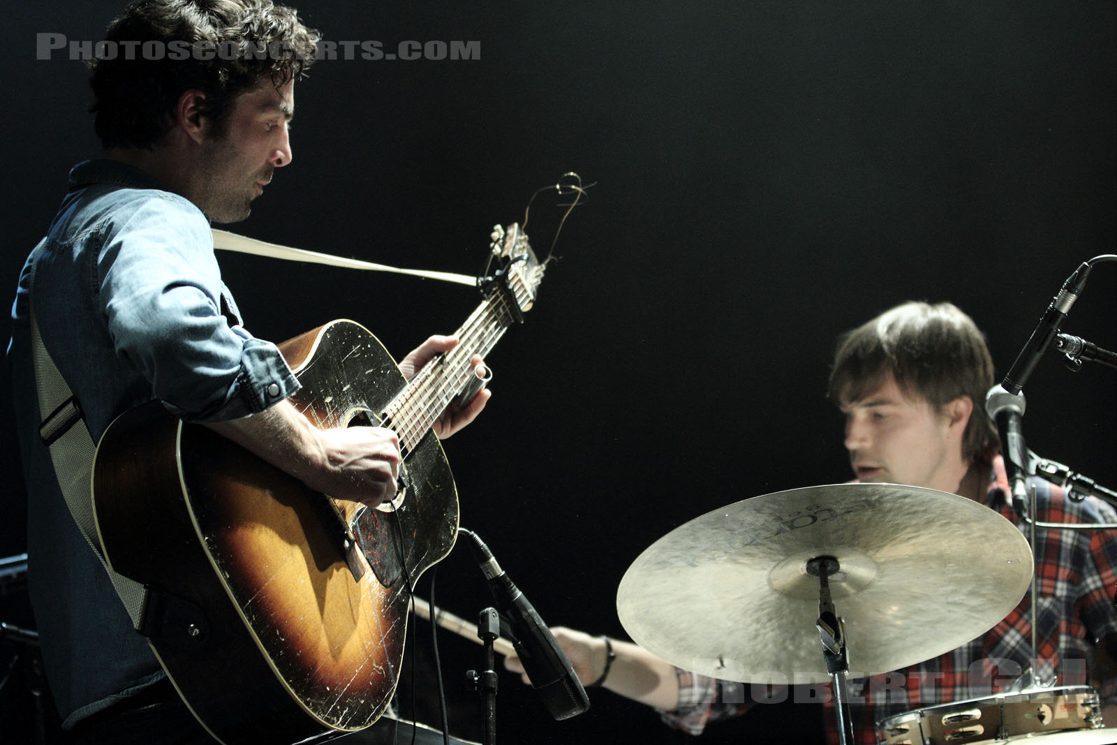 THE BARR BROTHERS - 2012-04-20 - PARIS - Cafe de la Danse