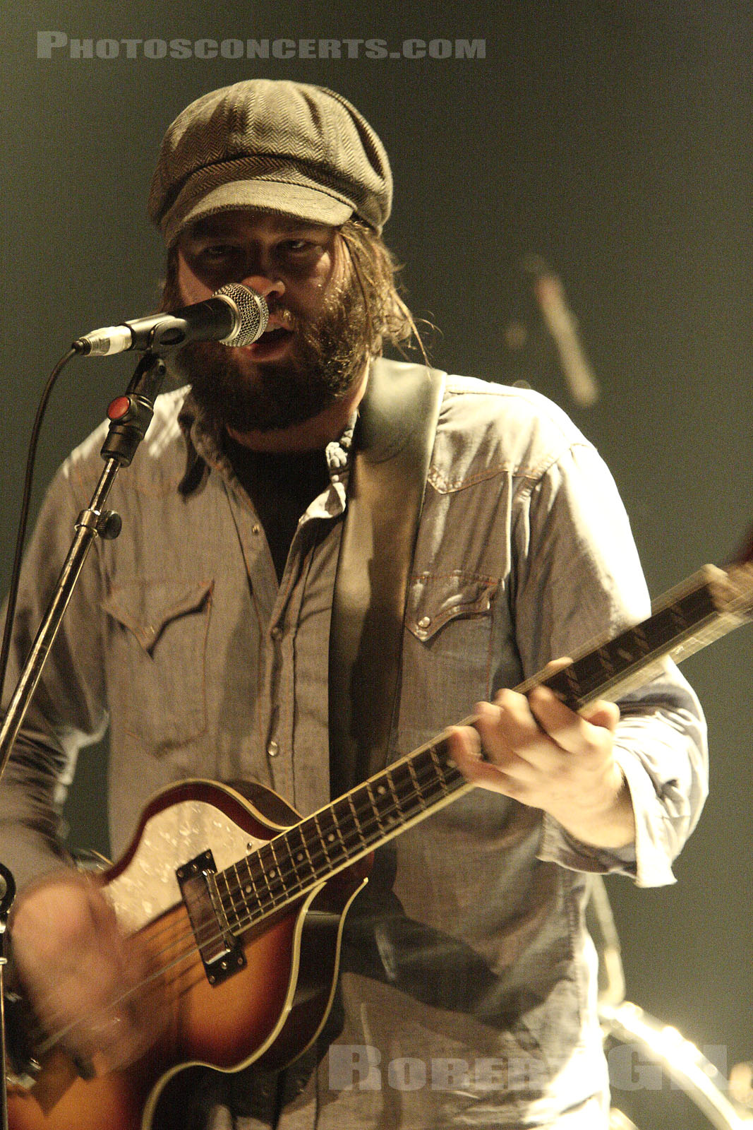 THE BLACK ANGELS - 2007-03-01 - PARIS - La Cigale