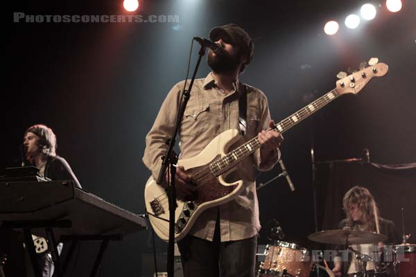THE BLACK ANGELS - 2010-01-25 - PARIS - Le Bataclan