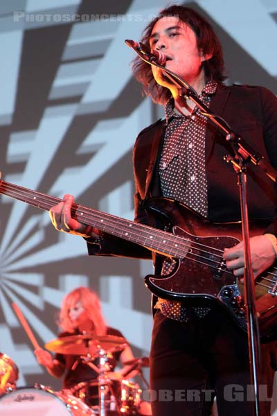 THE BLACK ANGELS - 2015-05-25 - PARIS - Espace Charlie Parker - Grande Halle