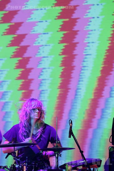 THE BLACK ANGELS - 2017-09-29 - PARIS - La Cigale