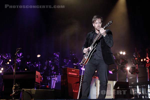 THE BLACK KEYS - 2014-07-06 - BELFORT - Presqu'ile du Malsaucy