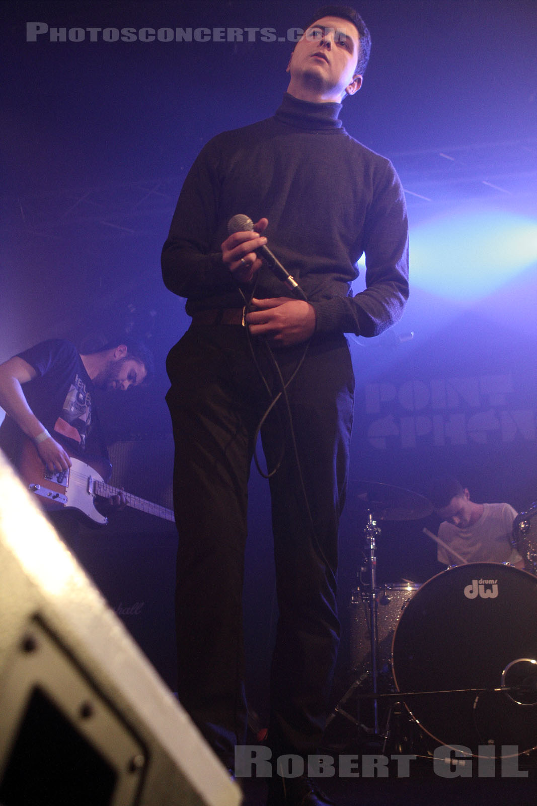 THE BODIES - 2015-03-05 - PARIS - Point Ephemere
