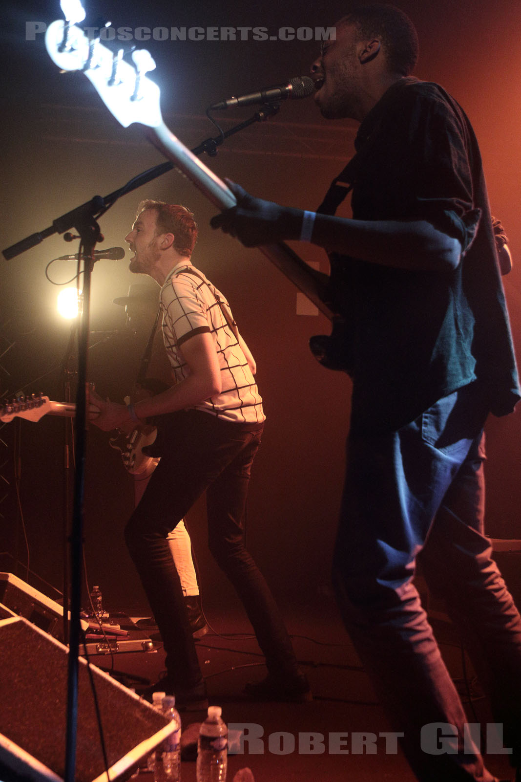 THE BOHICAS - 2015-10-21 - PARIS - Point Ephemere
