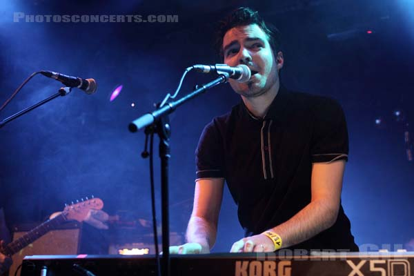 THE BOXER REBELLION - 2010-11-13 - PARIS - La Fleche d'Or