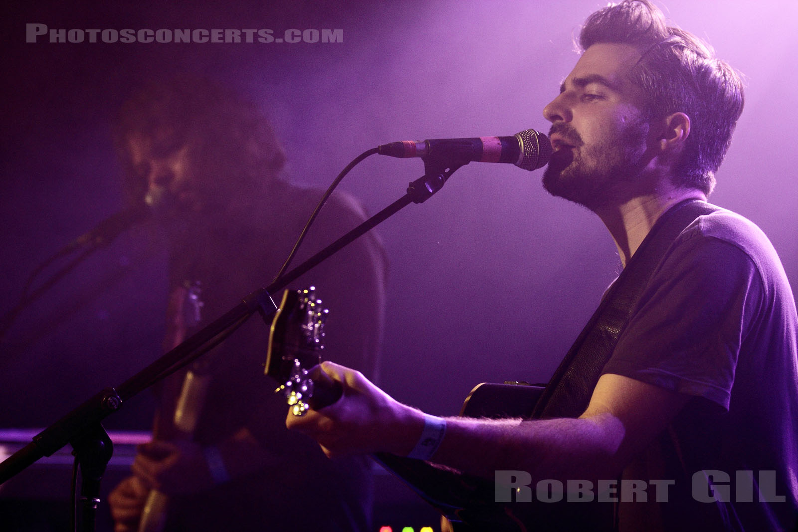 THE BOXER REBELLION - 2011-12-17 - PARIS - La Maroquinerie