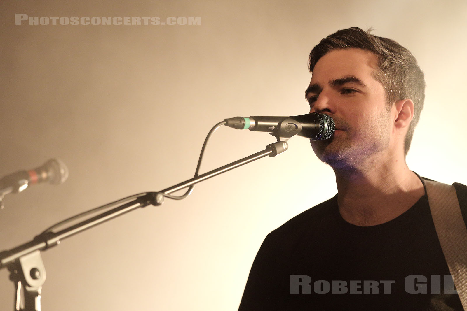 THE BOXER REBELLION - 2018-03-09 - PARIS - Point Ephemere