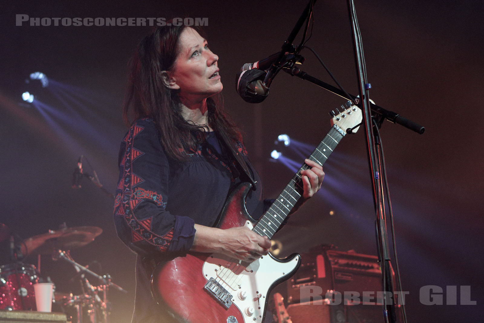 THE BREEDERS - 2017-10-27 - PARIS - Gaite Lyrique