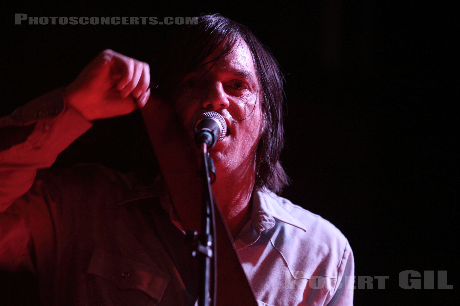 THE BRIAN JONESTOWN MASSACRE - 2012-07-04 - PARIS - Le Trianon