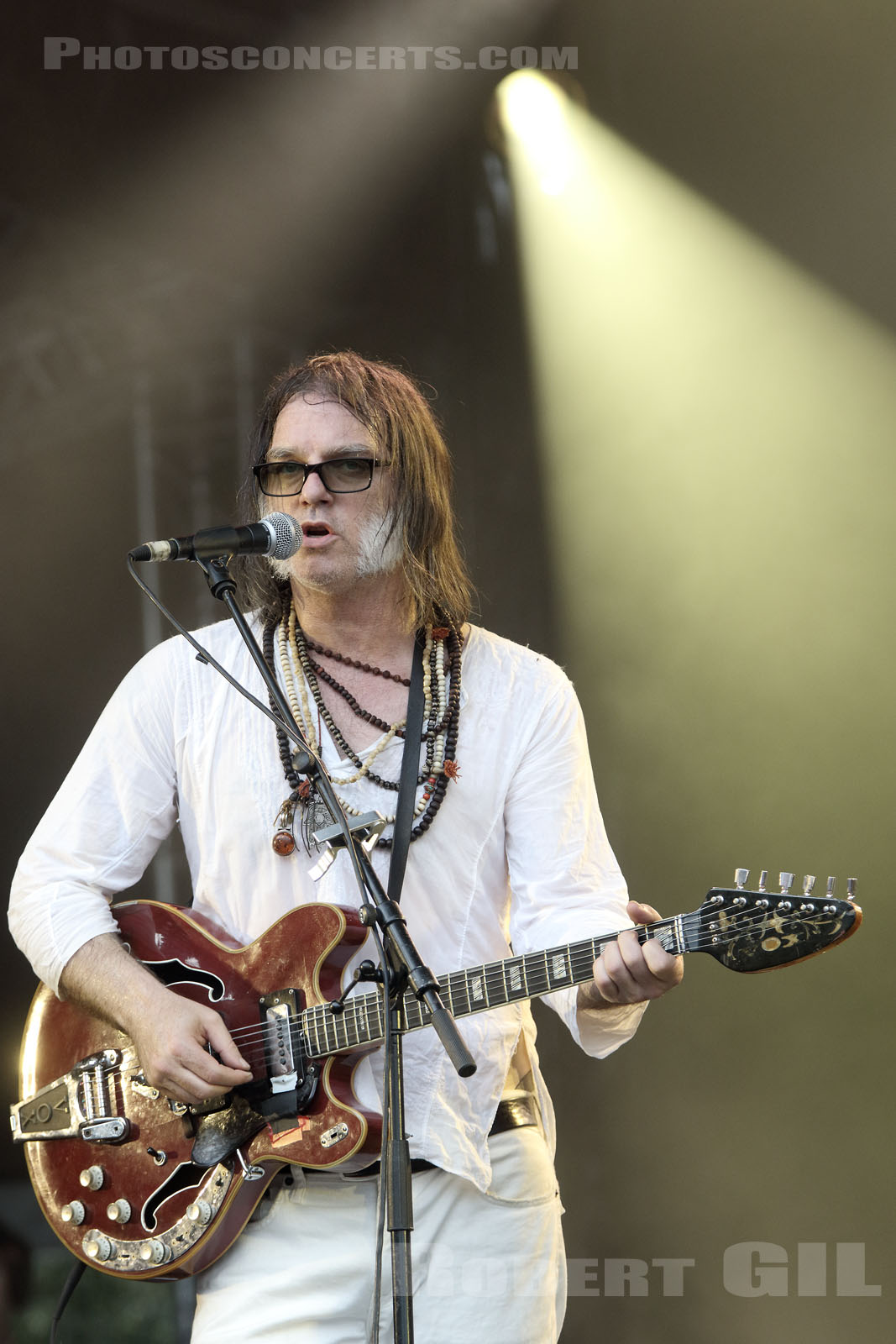 THE BRIAN JONESTOWN MASSACRE - 2016-08-26 - SAINT CLOUD - Domaine National - Scene de l'Industrie