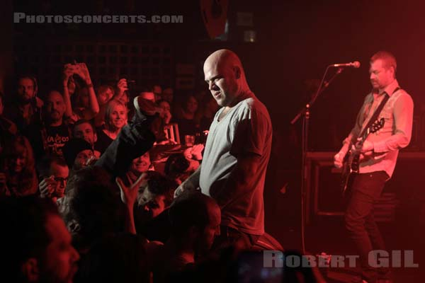 THE BRONX - 2015-12-09 - PARIS - Trabendo