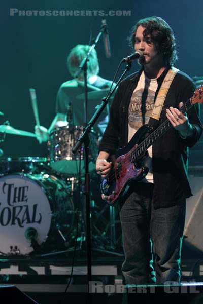 THE CORAL - 2010-11-06 - PARIS - La Cigale