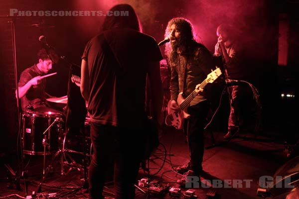 THE COSMIC DEAD - 2014-12-13 - PARIS - La Maroquinerie