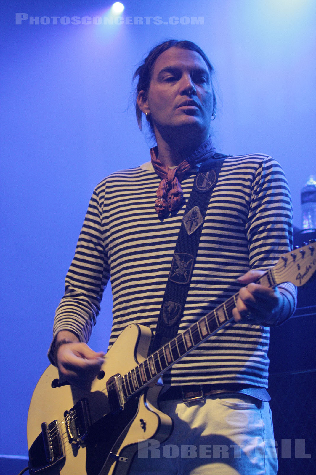 THE DANDY WARHOLS - 2012-04-29 - PARIS - Olympia