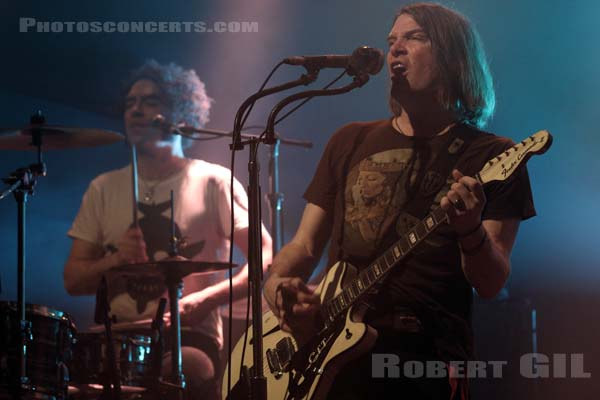 THE DANDY WARHOLS - 2017-03-05 - PARIS - La Cigale