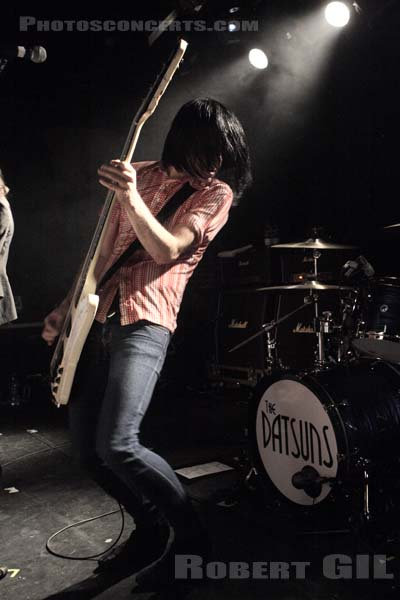 THE DATSUNS - 2007-02-07 - PARIS - La Maroquinerie