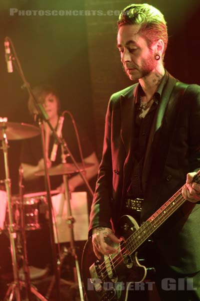 THE DEAD CUTS - 2013-02-05 - PARIS - La Maroquinerie