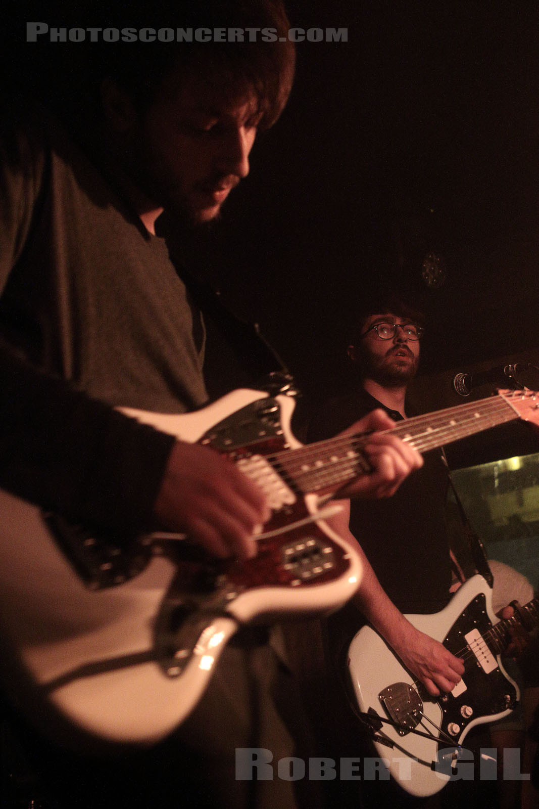 THE DEAD MANTRA - 2016-03-16 - PARIS - La Peniche