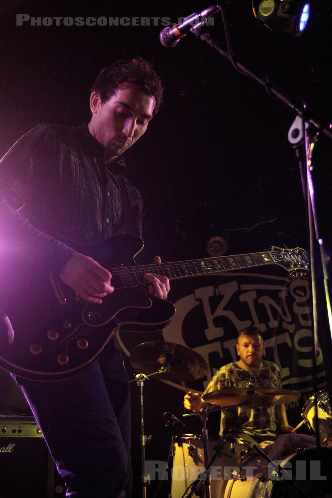 THE DEAD SETTLERS - 2016-08-05 - GLASGOW (Ecosse) - King Tut's