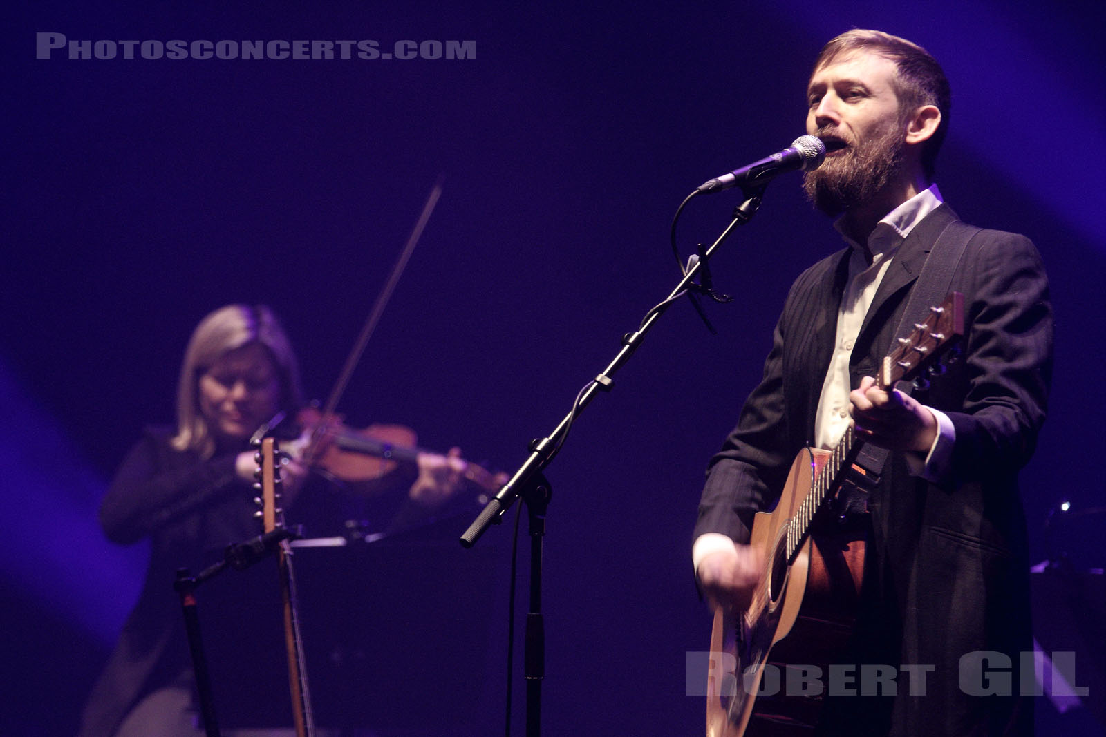 THE DIVINE COMEDY - 2015-02-11 - PARIS - Philharmonie de Paris 1