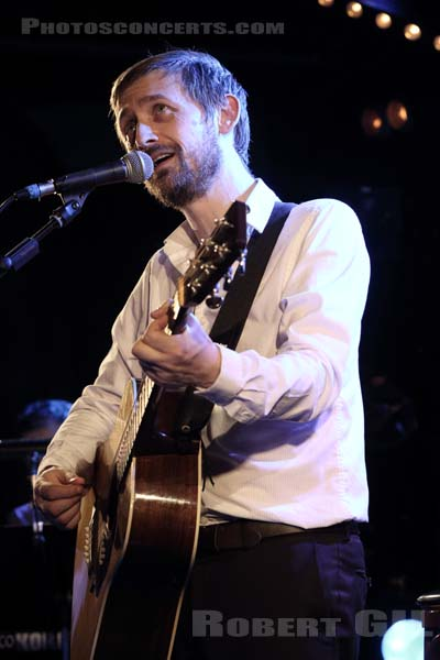 THE DIVINE COMEDY - 2016-09-12 - PARIS - La Maroquinerie