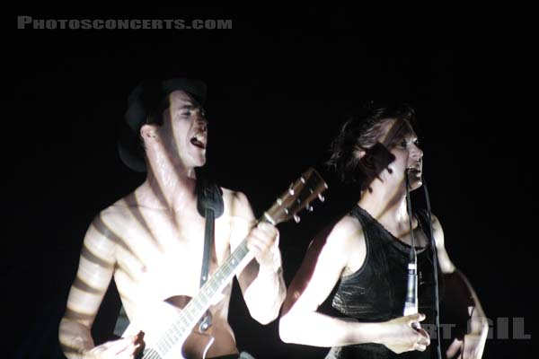 THE DRESDEN DOLLS - 2005-06-22 - PARIS - Zenith