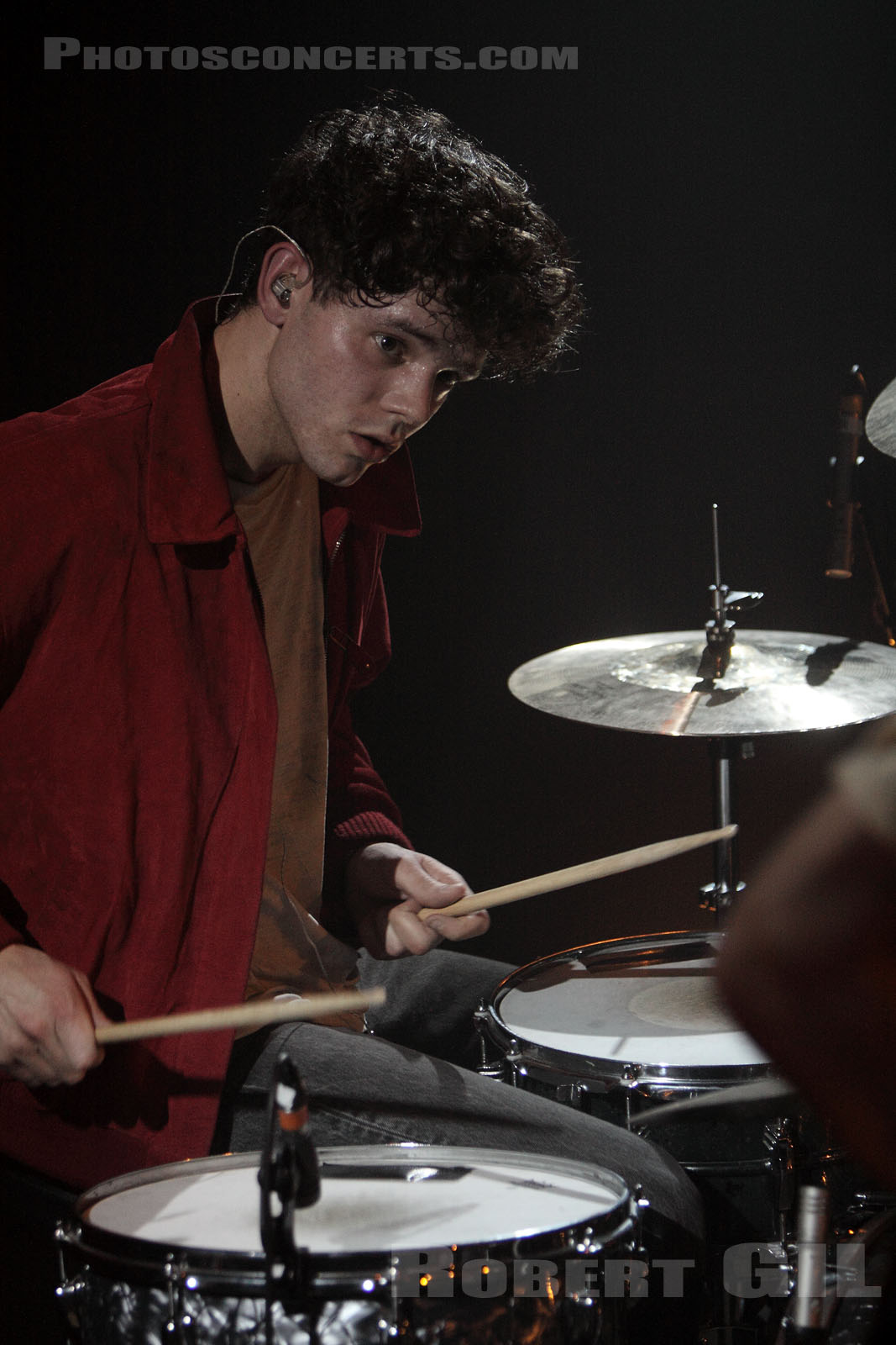 THE DRUMS - 2010-02-25 - PARIS - La Maroquinerie