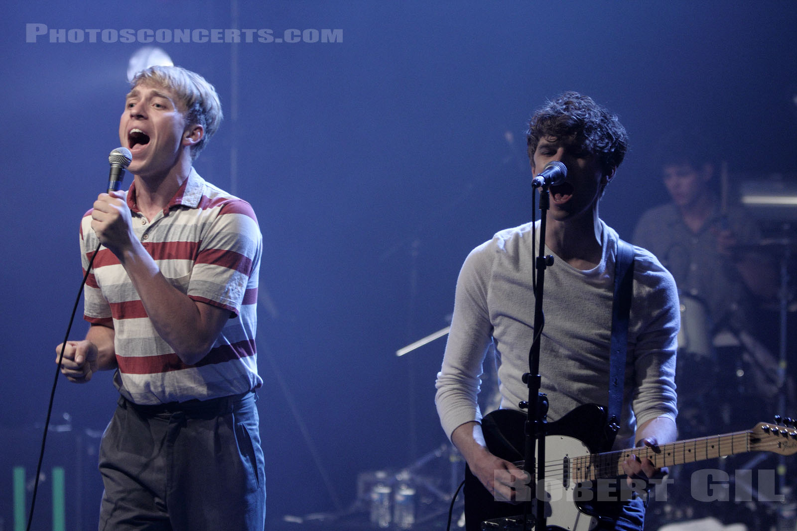 THE DRUMS - 2010-06-10 - PARIS - La Cigale