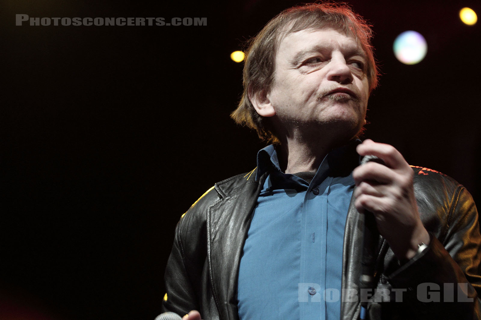THE FALL - 2012-03-07 - PARIS - Le Bataclan