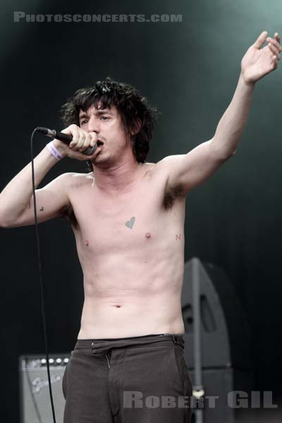 THE FAT WHITE FAMILY - 2014-08-24 - SAINT CLOUD - Domaine National - Scene Pression Live