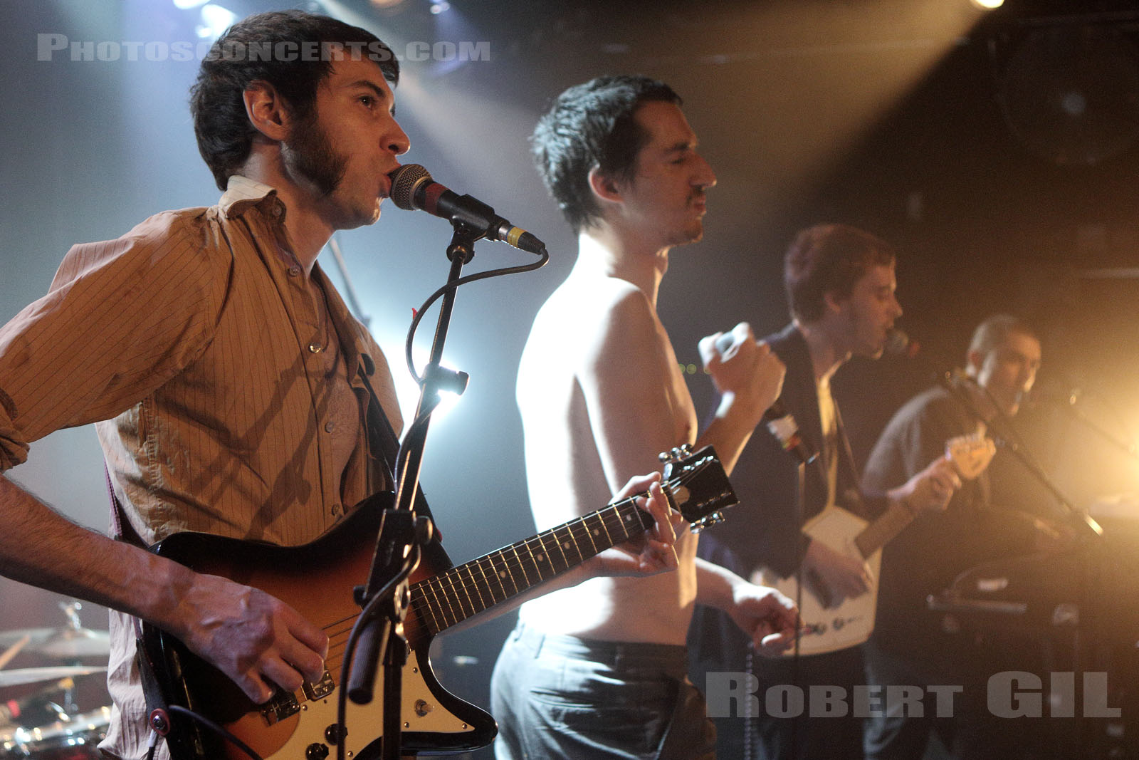 THE FAT WHITE FAMILY - 2016-03-02 - PARIS - La Maroquinerie