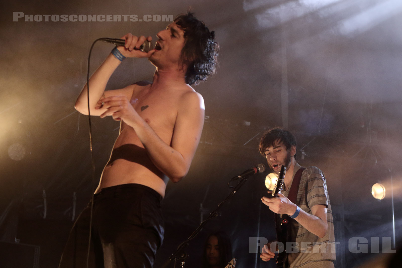 THE FAT WHITE FAMILY - 2016-08-14 - SAINT MALO - Fort de St Pere