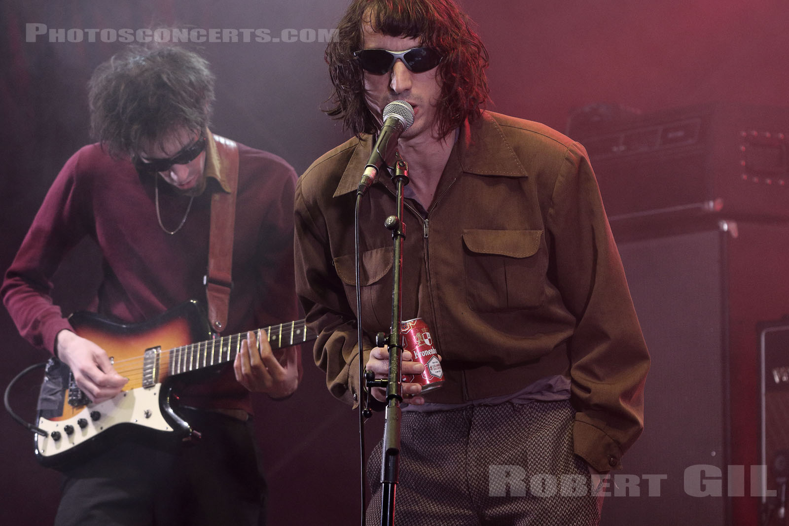 THE FAT WHITE FAMILY - 2018-08-25 - SAINT CLOUD - Domaine National - Scene du Bosquet